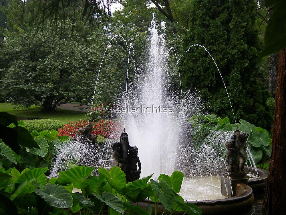 A lovely Garden by sstarlightss