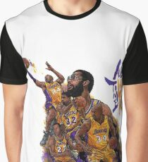 All Time Lakers Shirt Graphic T-Shirt