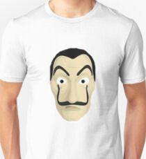La Casa de Papel - Dali mask Unisex T-Shirt