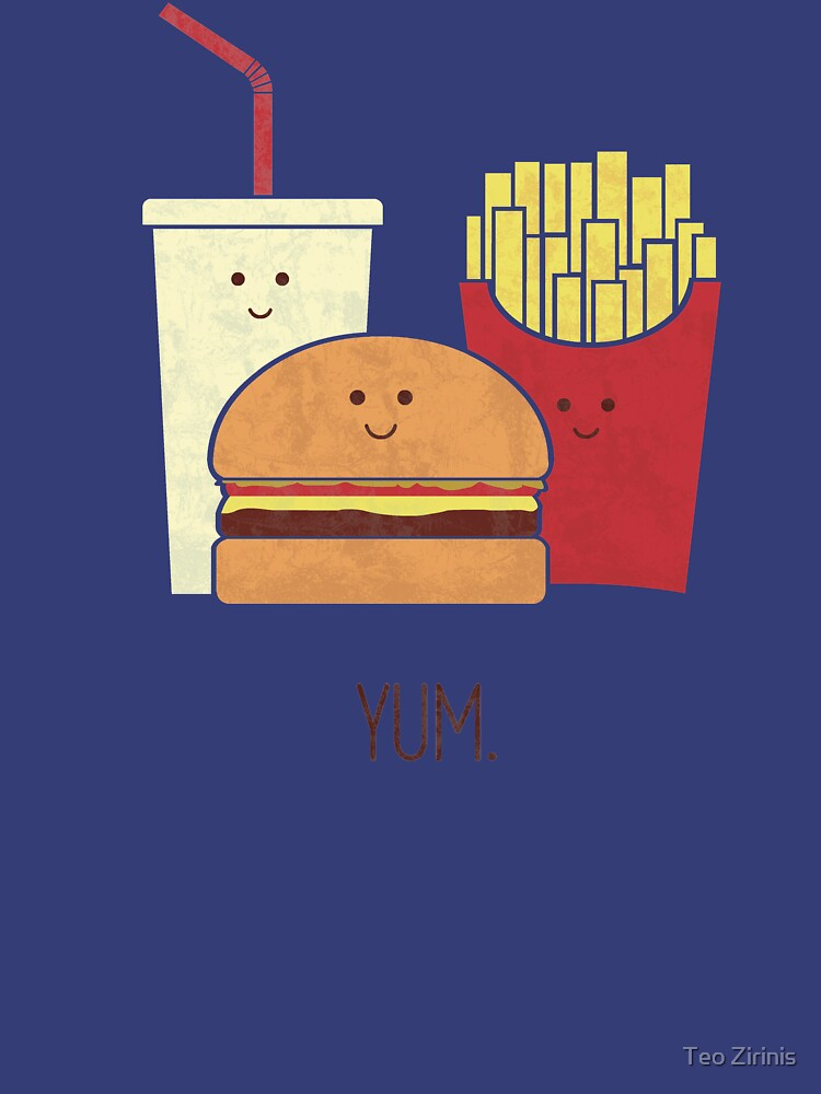 Fast Food by theodorezirinis