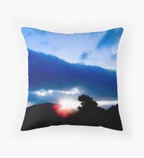 San Diego Skyscape  Throw Pillow
