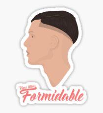 Stromae - Formidable  Sticker