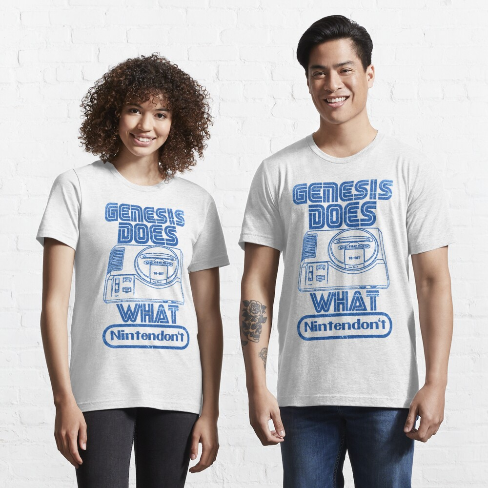 The Console Wars Essential T-Shirt