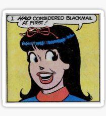 Archie Comics Veronica Lodge Sticker