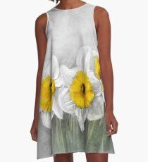 Daffodils A-Line Dress