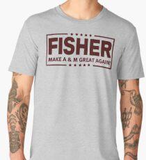 Fisher - MTAMGA!!! Men's Premium T-Shirt
