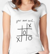 xo Women's Fitted Scoop T-Shirt
