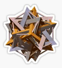 'Doceca-Star' Sticker