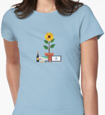 Ladies Be Architects Study Group Logos Women's Fitted T-Shirt
