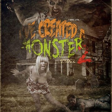 I've Created a Monster 2 by Quanzik