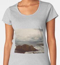 Small Island 2  Women's Premium T-Shirt