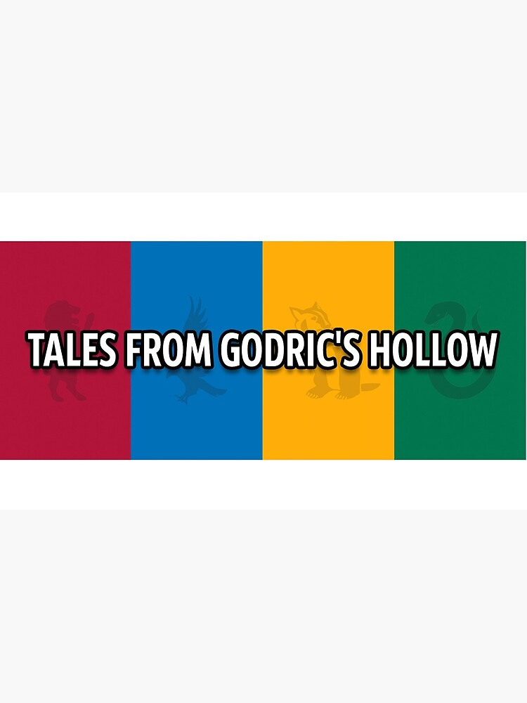 Tales From Godric's Hollow Mug by talesfromgh