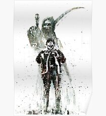 No Heroes Poster