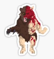 Manbearpig  Sticker