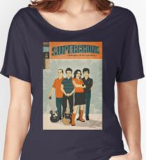 Superchunk Illustration Women's Relaxed Fit T-Shirt