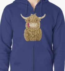 9da020f7586 Scottish Highland Cow Sweatshirts   Hoodies
