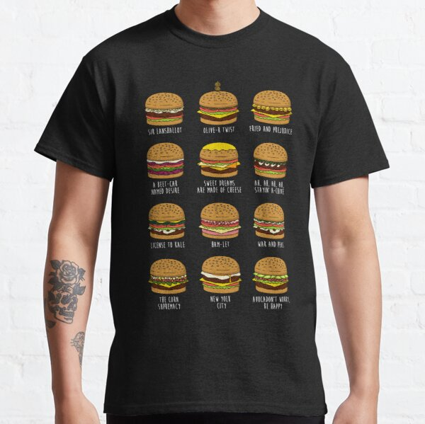 Pun Buns Classic T-Shirt