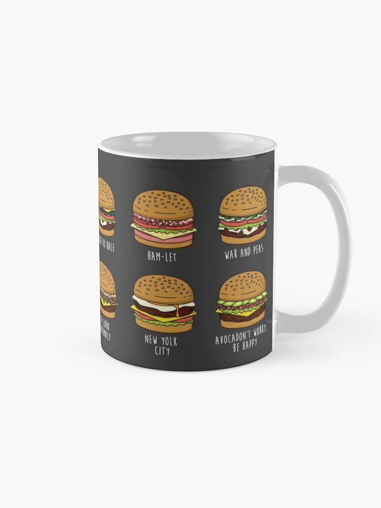 Alternate view of Pun Buns Mug