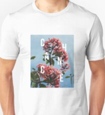 Chance the Rapper - Floral Shirt Design Unisex T-Shirt