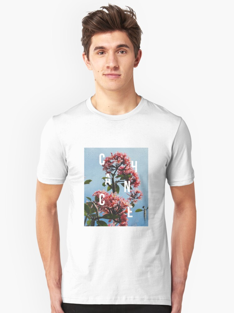 Chance The Rapper Floral Shirt Design T Shirt By Roccobmb Redbubble