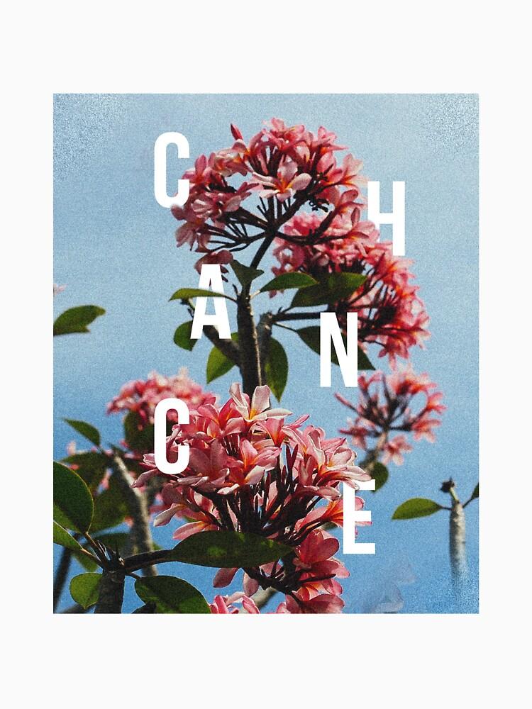 Chance the Rapper - Floral Shirt Design | Unisex T-Shirt