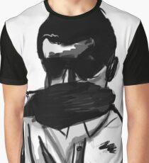 monochrome Tyler Joseph Graphic T-Shirt