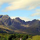 Blaven  Isle  of  Skye by Alexander Mcrobbie-Munro