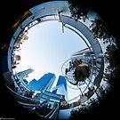 Columbus Circle (day) by digitizedchaos