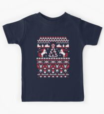 An Ugly Pokemon Christmas Kids Tee