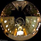 Fifth Avenue (night) by digitizedchaos