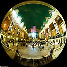 Grand Central Terminal by digitizedchaos