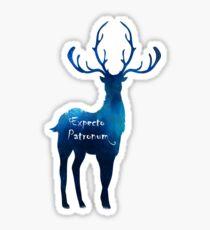 Expecto Patronum Sticker