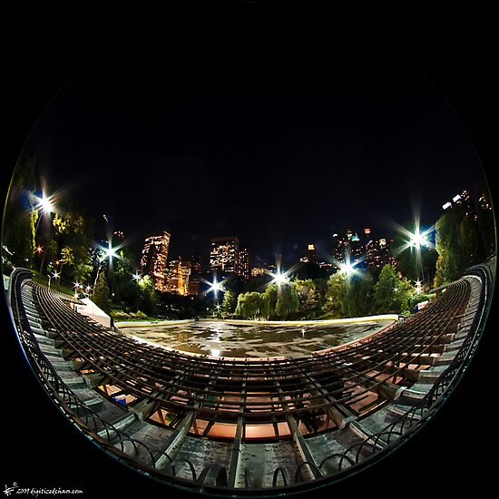 Wollman Rink by digitizedchaos