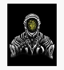 Lost In Space Robot (Yellow) Photographic Print