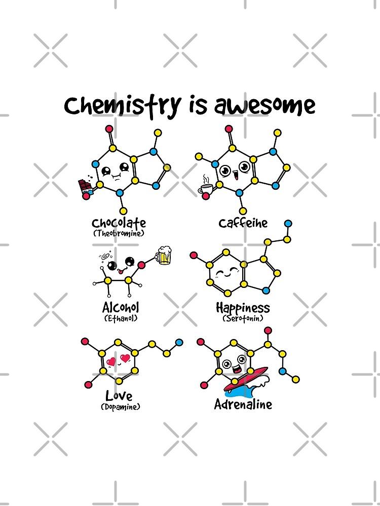 Chemie ist großartig von NemiMakeit