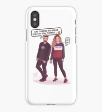 Agoney & Miriam - OT2017 iPhone Case