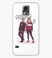 Agoney & Miriam - OT2017 Case/Skin for Samsung Galaxy