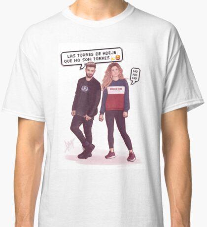 Agoney & Miriam - OT2017 Classic T-Shirt