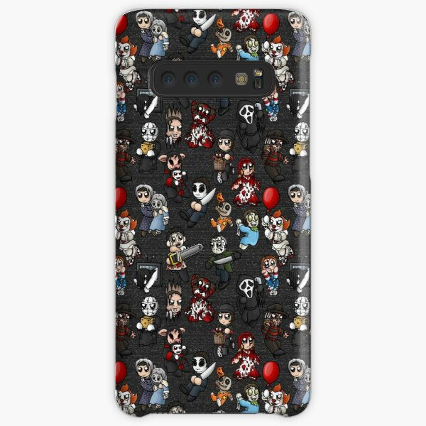 Frighteningly Adorable Horror Icons Samsung Galaxy Snap Case