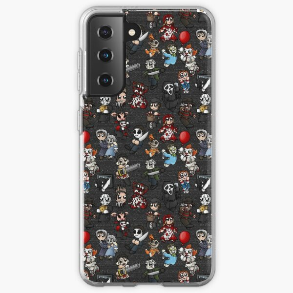 Frighteningly Adorable Horror Icons Samsung Galaxy Soft Case