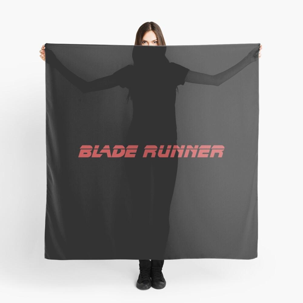 Blade Runner (rojo) Pañuelo