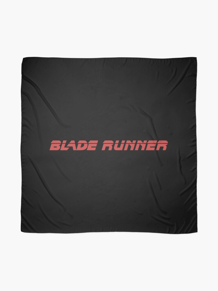 Vista alternativa de Pañuelo Blade Runner (rojo)