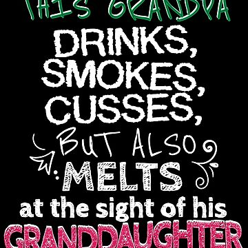 Funny Grandpa Granddad Fathers Day T shirt Sentimental Gift by kh123856