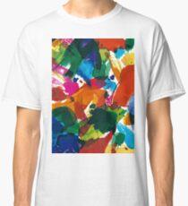 Farbexplosion Classic T-Shirt
