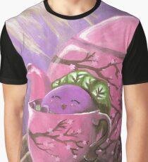 Oddish Painted Graphic T-Shirt
