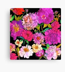 Petal Power Canvas Print