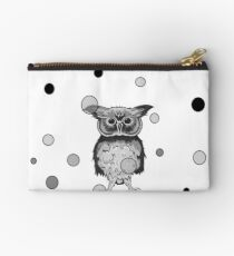 Whimsy Owl Studio Pouch