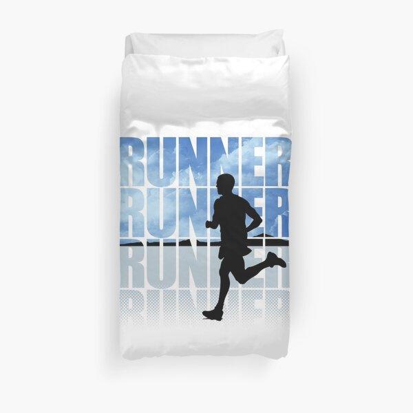 Runner Duvet Cover