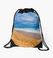 Ocean Beach Sorrento... Drawstring Bag