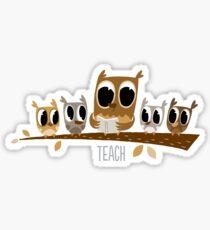 Teaching Owl V2 Sticker